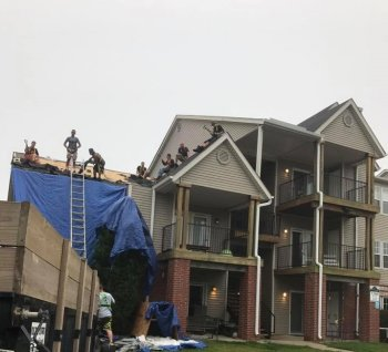 General Contractor Olde Town Group Roofing Siding