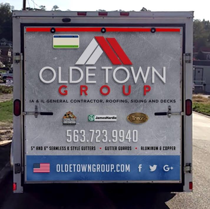 Olde Town Group Residential Gutters